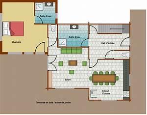 Rez De Chaussé : location d appartement plus de 12 personnes la toussuire ~ Melissatoandfro.com Idées de Décoration