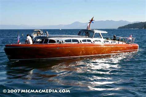 Thunderbird Boat Parts by Thunderbird Boat Lake Tahoe