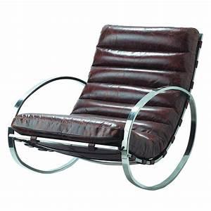 Rocking Chair Maison Du Monde : rocking chair fauteuils bascule galerie photos de dossier 24 40 ~ Teatrodelosmanantiales.com Idées de Décoration