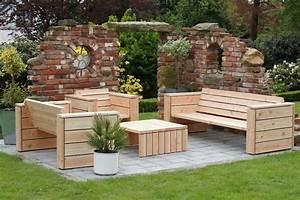 Outdoor Möbel Holz : lounge m bel holz outdoor ~ Sanjose-hotels-ca.com Haus und Dekorationen