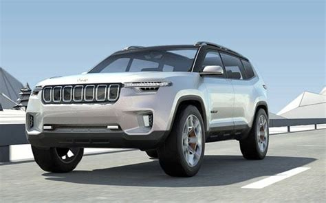 Jeep Reveals China-specific Concept At Shanghai Auto Show
