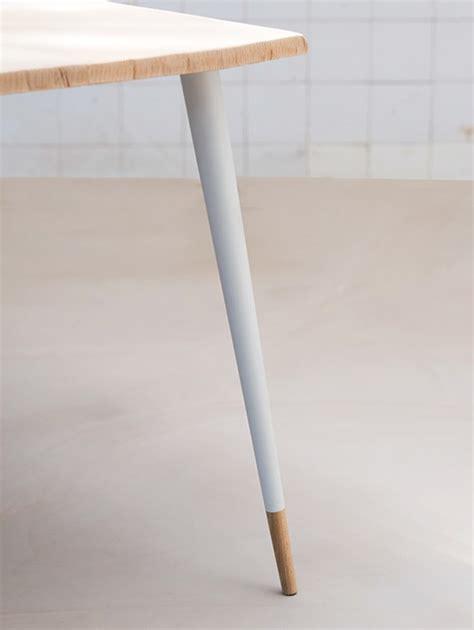 pied de bureau bois bage t fabricant de pieds de table et plateau en bois design