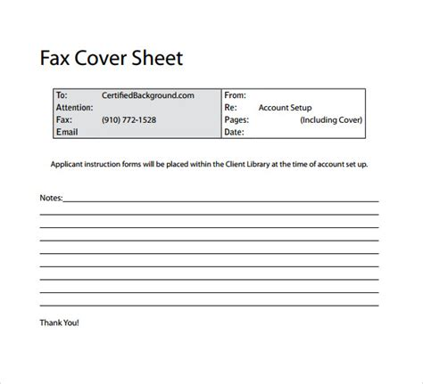 Fax Cover Sheet Resume Sle by 100 7 Free Printable Fax Cover Free Printable Fax Cover Sheet 7 Exles In Word Pdf Fax