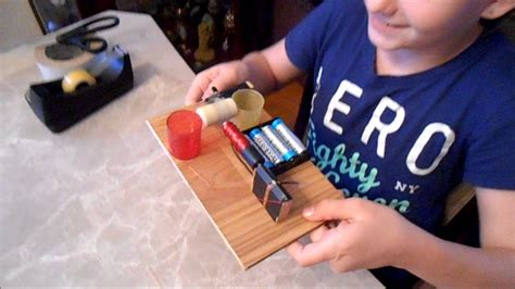 Build An Electric Motor by How To Build A Simple Fast And Powerful Motor Step By Step