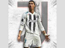Begini Jadinya Cristiano Ronaldo Pakai Baju Juventus