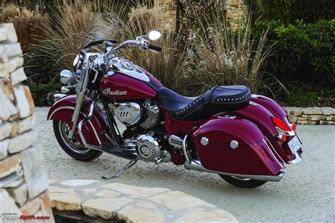 Indian Springfield Image by Indian Motorcycle Reveals The Springfield Team Bhp