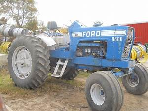 Ford Tractor 9600