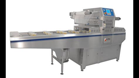 ilpra america video automatic tray sealing machine youtube