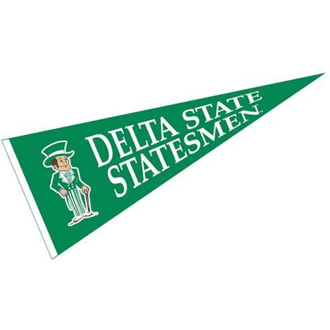delta state statesmen pennant your delta state statesmen