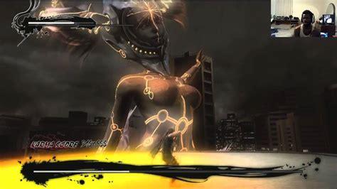 Ninja Gaiden 3 Razors Edge Day 8 Final Boss And Credits