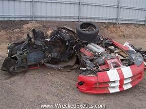 The 10 Worst High Speed Car Crashes | WreckedExotics.com