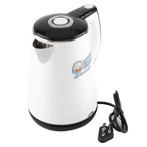 kettle water electric heating pot boiling instant stainless steel quick fast food 8l grade 1500w kettles 220v