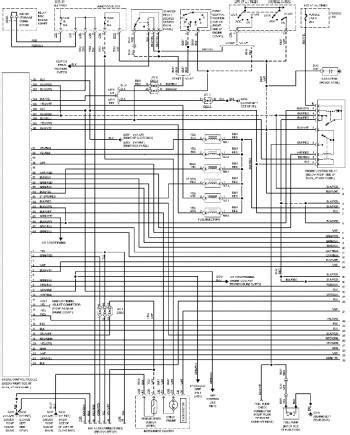 Wiring 3 Schematic by 1994 Mitsubishi Montero 3 0l Engine Circuit Schematic