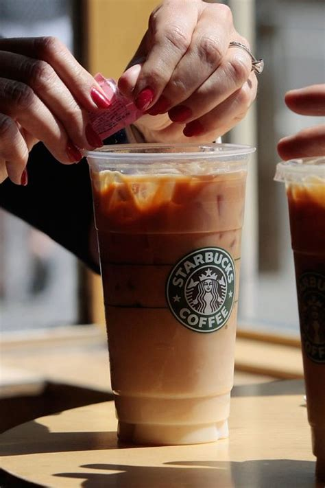 Our signature espresso meets white chocolate sauce, milk and ice, then finished off with. Starbucks Is Finally Testing Cold-Brew Coffee -- Grub Street