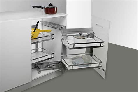 blind corner kitchen cabinet pull outs pull out blind corner unit