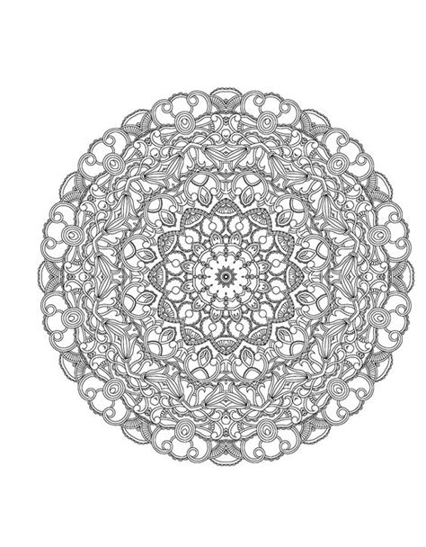 Mandalas: A Gorgeous Coloring Book with More than 120