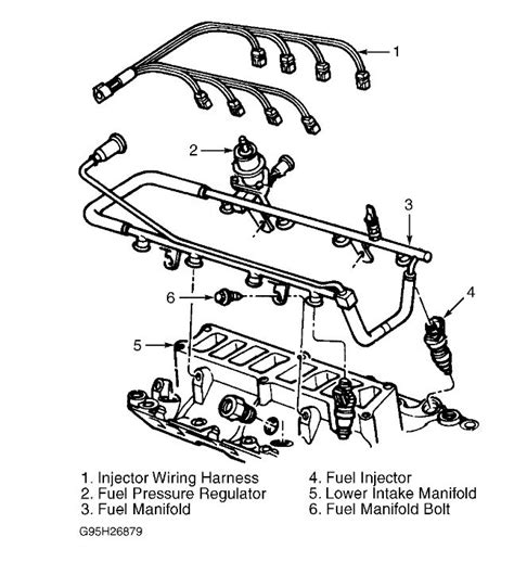2006 F150 Fuel Line Diagram by Ford F150 4 2 V6 Manual Transmission Is The Firing Order 1