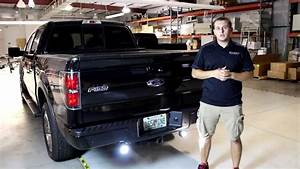 Backup auxiliary lighting kit installation fits all