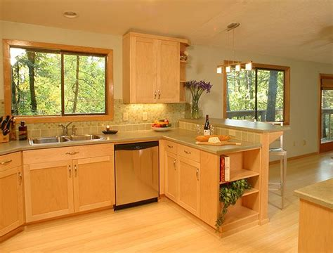 kitchen ideas with maple cabinets light maple kitchen cabinets light maple cabinets photo 8125