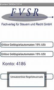 Amazon Mein Konto Rechnung : das richtige konto im skr04 apps f r android ~ Themetempest.com Abrechnung