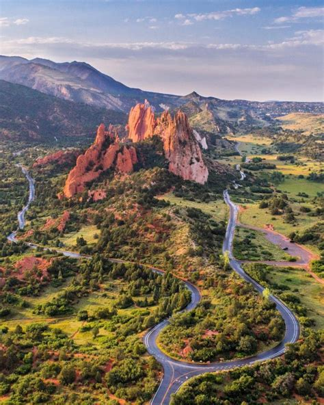 Garden Of The Gods How shuttle system coming to garden of the gods this month