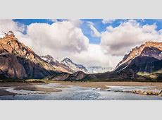 El Chaltén, Argentina, Journey from Chile in Patagonia