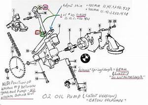 Engine And Drivetrain  Oil Pump Chain Slack