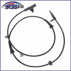 Abs Wheel Speed Sensor Front Right For 07