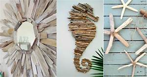 Deco En Bois Flotté A Faire Soi Meme : 16 id es d co en bois flott des id es ~ Preciouscoupons.com Idées de Décoration