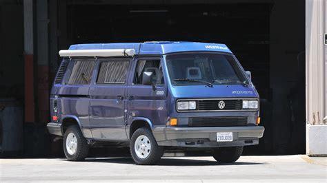volkswagen vanagon 1990 volkswagen vanagon gl westfalia s189 monterey 2013