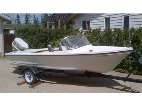 Used Aluminum Fishing Boats For Sale In Alberta by 14 Ft Aluminum Boat For Sale Edmonton