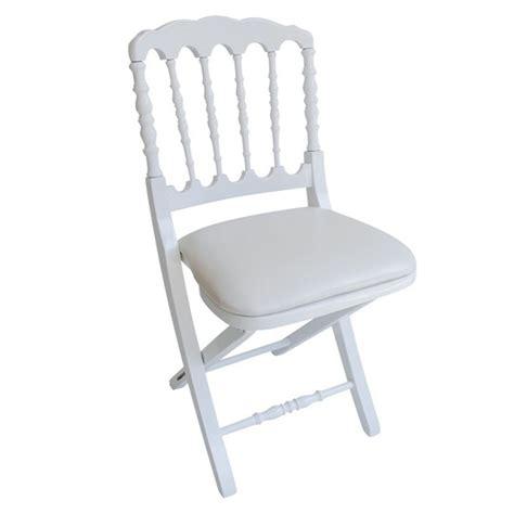 chaise napoléon chaise napoléon pliante bois vente de mobilier de réception