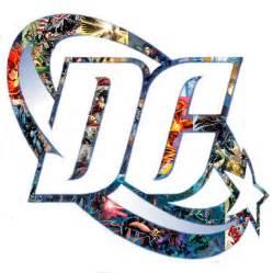 DC Hero Logos Comic Characters