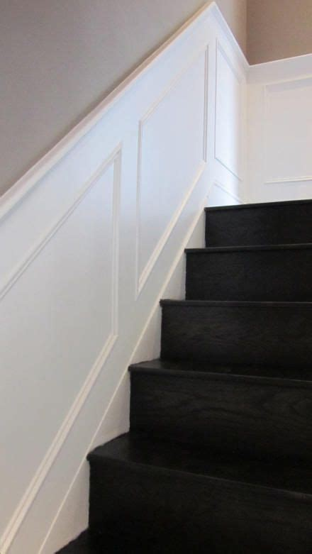 bedroom stairs mdf stair paneling staircase decor
