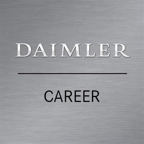 Career Requirements by Daimler Career Daimler Career