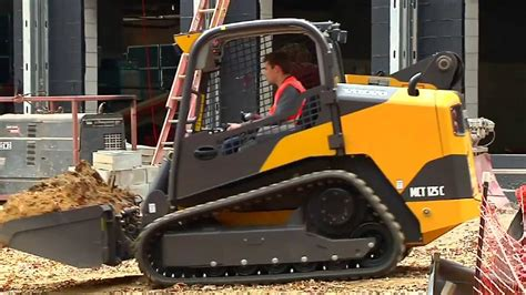 volvo  series skid steer loaders youtube