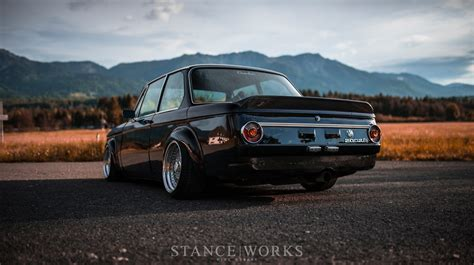 Bmw 2002 Stance by Bmw 2002 Tii Bagged Air Lift Performance Stanceworks