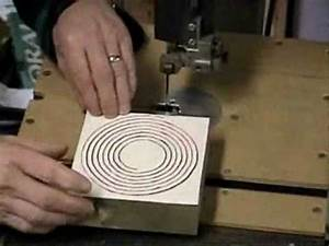 band saw bowl wmv - YouTube
