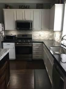 best backsplashes for kitchens best 10 gray granite ideas on kitchen