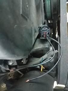 Crank Position Sensor Wires Ripped Out