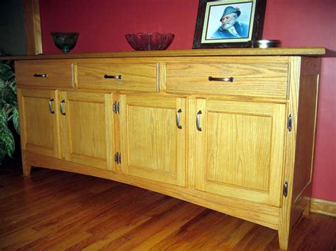 Shaker Sideboard Plans Plans Diy Free Download How To