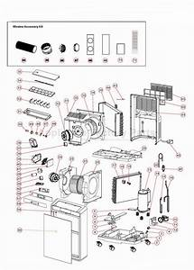 Haier Air Conditioner Parts Diagram  U2022 Downloaddescargar Com