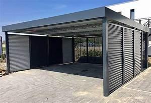 Garage Carport Kombination : carport garage kombination gallery of thringen with carport garage kombination der systembau ~ Orissabook.com Haus und Dekorationen