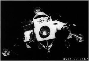 Apollo 13 - Separation from Aquarius