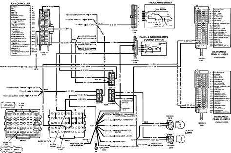 Gmc Truck Wiring Diagram Chevy Inside Webtor