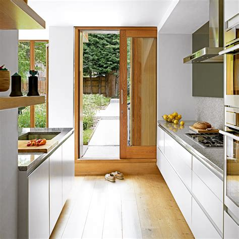kitchen ideas that work galley kitchen ideas that work for rooms of all sizes