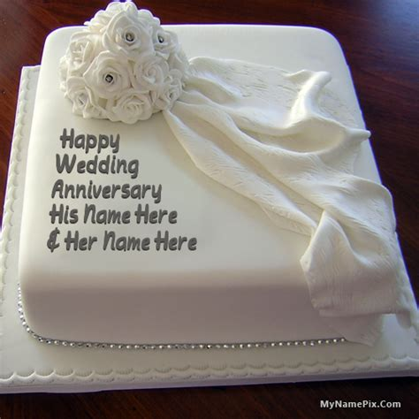 marriage anniversary cake    couples