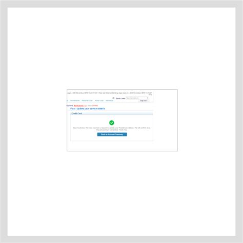 Description of citibank credit card address change change of address & contact details ? Citi India | How to Change your Address on Citibank Online