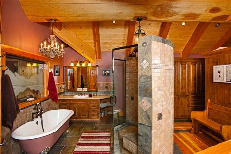 timber kings log home masterpiece luxuryhomescom living