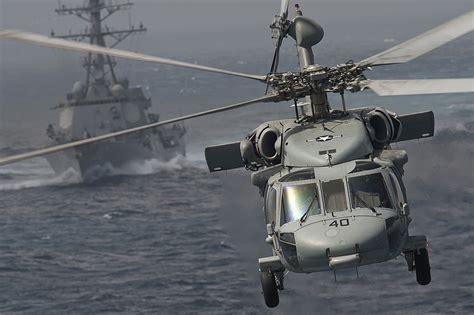 hawk mh 60s knight military sea